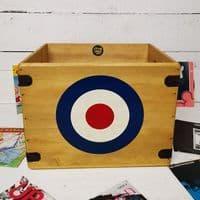 Target Record Box Large 80 12